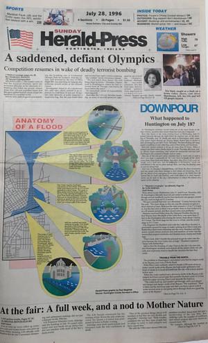 Anatomy of a Flood