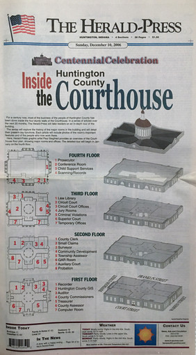 Courthouse Centennial