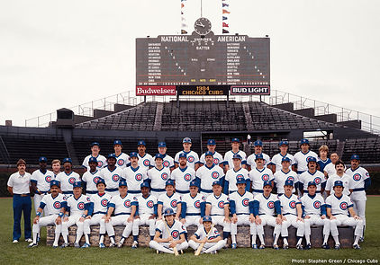1984 Chicago Cubs