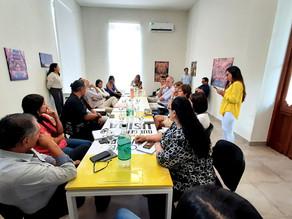Reunión de ONGS