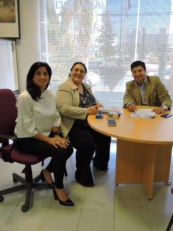 Fundación delALTO - Proyecto ForCap/pp2030 ganador del programa de RSE del Grupo San Cristobal