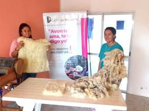 Producción de lana ecológica