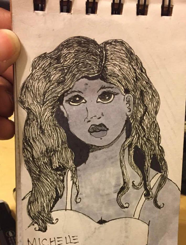 Mini Sketch