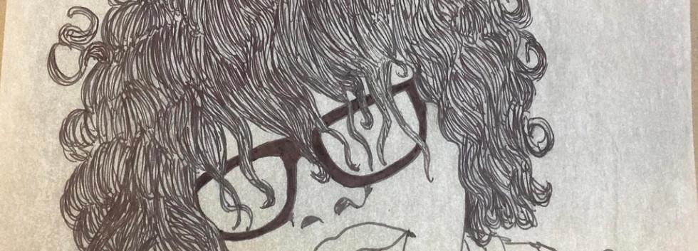Study of the Self Portrait