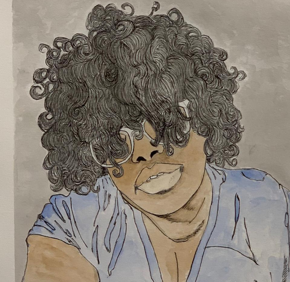 Me:Self Portrait