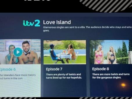 Love island 🏝 isn't love