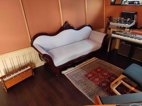 Un divano?