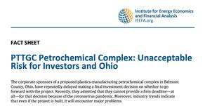PTTGC Petrochemical Complex: Unacceptable Risk for Investors and Ohio