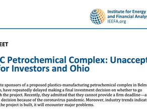 PTTGC Petrochemical Complex: Unacceptable Risk for Investors and Ohio
