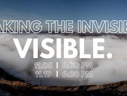 Making the Invisible Visible Webinar (11/19)