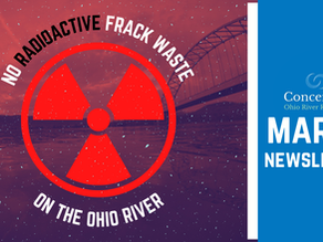 We're Getting a Raw Deal from Fracking | CORR March Newsletter