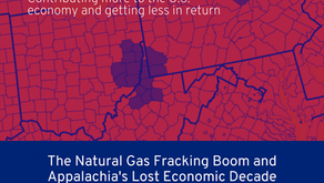 ORVI Report Shows Fracking Boom was an Economic Bust