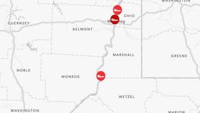 Ohio River Fracking Waste Story Map