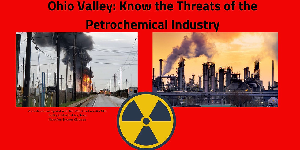 Ohio Valley: Know the Threats of the Petrochemical Industry