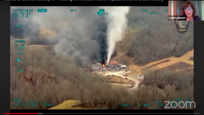 """""""Making the Invisible Visible"""" Webinar Illustrates Dangers of Fracking-Related Air Pollution"""