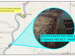 Mountaineer NGL Storage Facility Fact Sheet