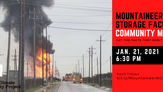 Join Us for the Mountaineer NGL Storage Facility Community Meeting