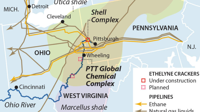 IEEFA report: Problems mount for PTTG petrochemical plant