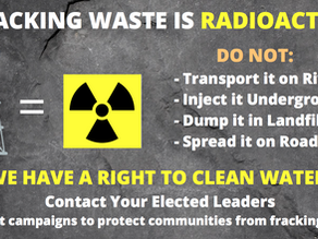 Barging Radioactive Frack Waste Threatens the Ohio River