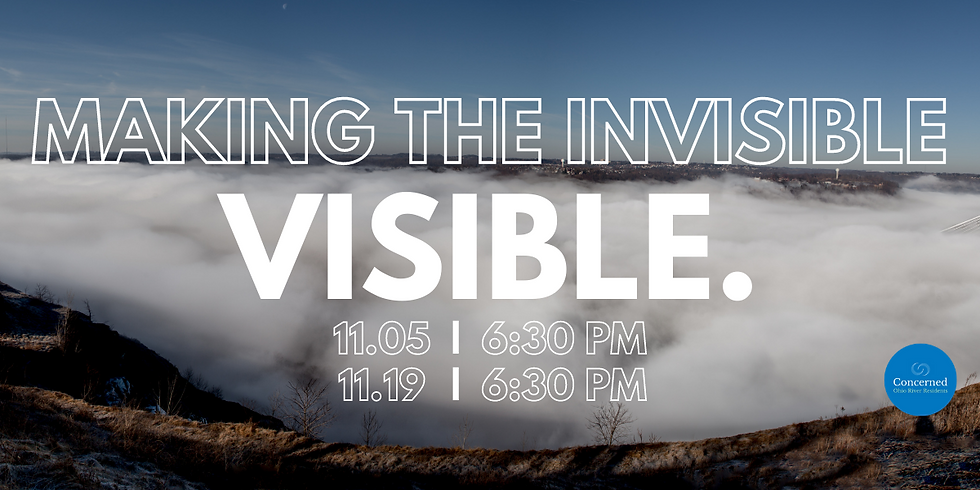 Making the Invisible Visible (Session 1)