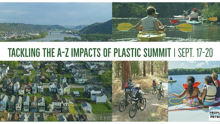 A-Z Impacts of Plastics Summit
