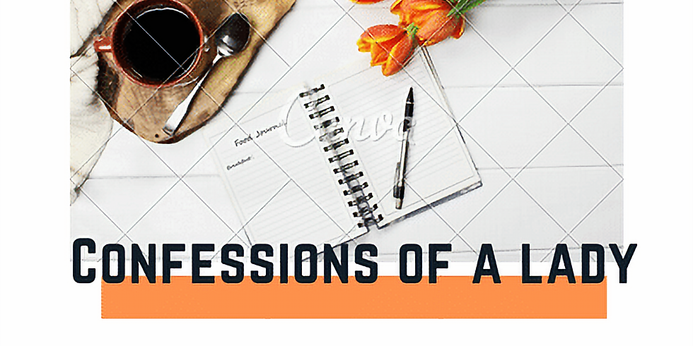 Confessions of a Lady Virtual Empowerment Sessions