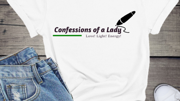 Confessions of a Lady Signature Tee
