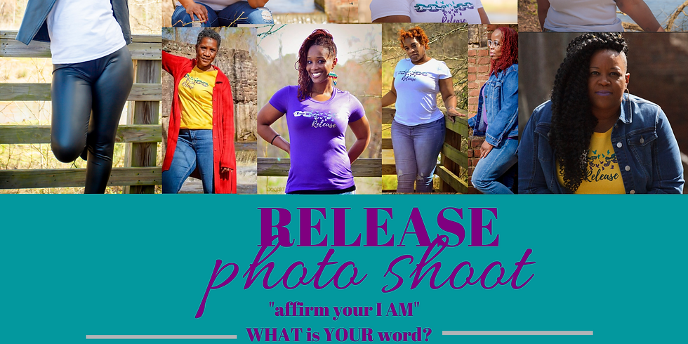 RELEASE Photo Shoot~5 PM~ RELEASE Weekend Extravaganza