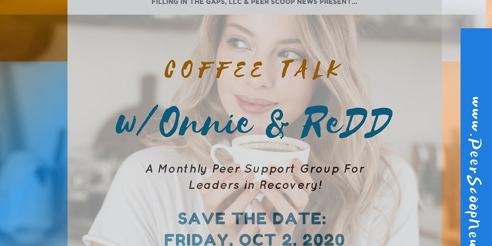 Coffee Talk with Onnie and RedD