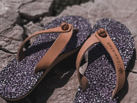 Healthy shoes that actually look good: Zakistar's orthopaedic flip-flops review