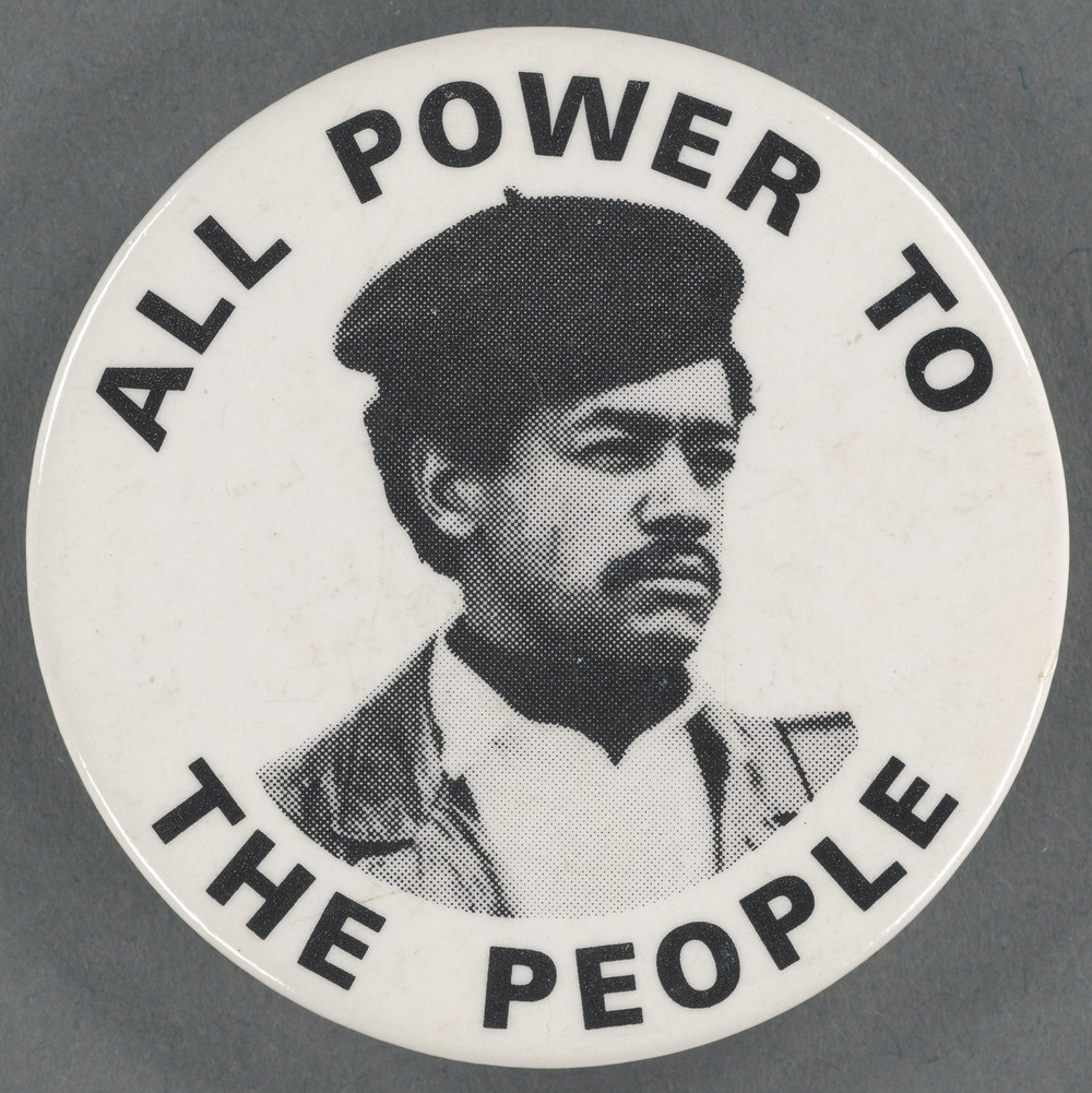 All power to the people button