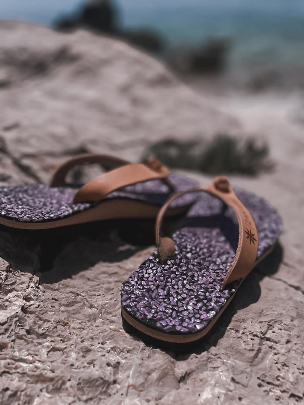 Zakistar: healthy flip flops from Slovenia