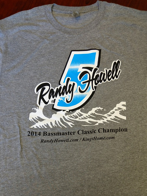 Randy Howell 2018 T-Shirt