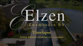 Timelapse - Elzen Zwembaden