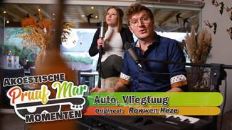 PM Akoestisch - Auto, Vliegtuug