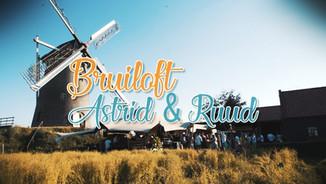 Bruiloftsfeest Astrid & Ruud