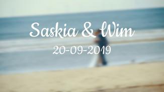 Bruiloft - Saskia & Wim