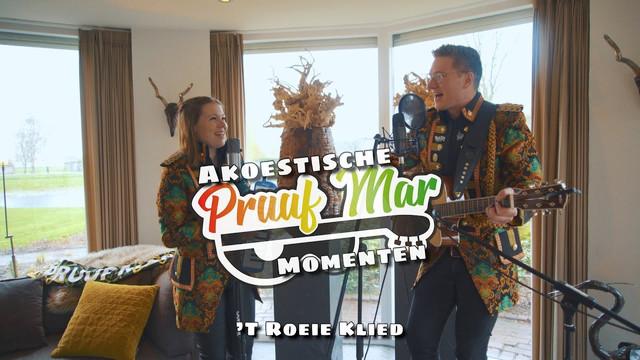Pruuf Mar Sessies - 'T Roeie Klied