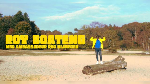 MBO-Ambassadeur Roy Boateng