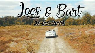 Bruiloft - Loes & Bart
