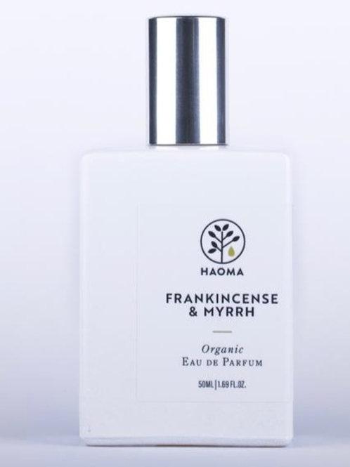Haoma Perfume - Frankincense & Myrrh