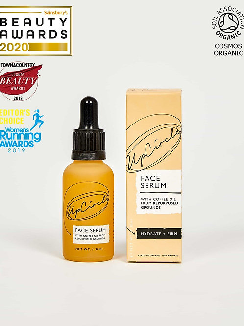 UpCircle Face Serum with Coffee Oil 30ml