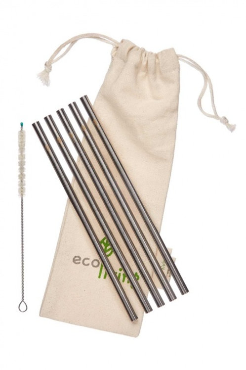 Straws - Stainless Steel 5pk