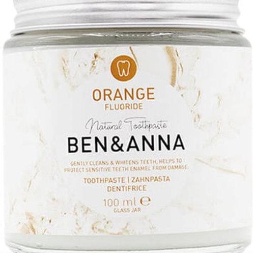 Ben & Anna Natural Toothpaste - Orange
