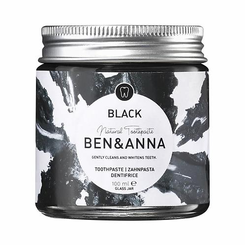 Ben & Anna Natural Toothpaste - Black