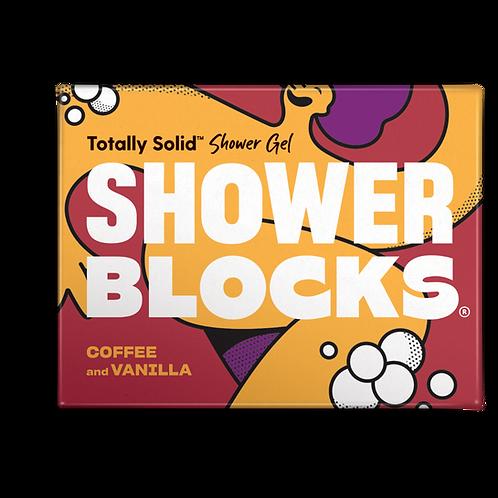 Shower Blocks - Coffee & Vanilla