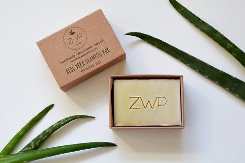 Shampoo Bar ZWP - Aloe Vera