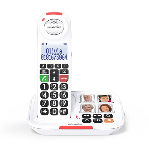 Swissvoice Xtra 2155 Dect Telephone