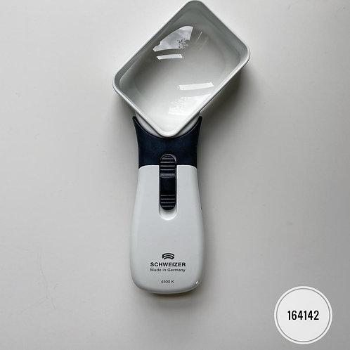 Schweizer 2.5x 10D LED Magnifier