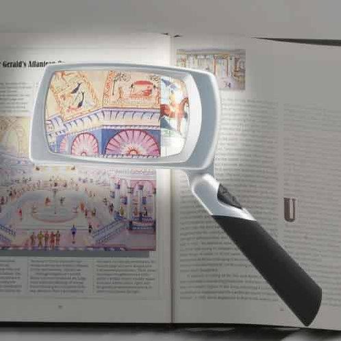 UltraOptix Folding LED Magnifier